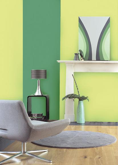 la symbolique des couleurs en d co le vert tendances d co d co. Black Bedroom Furniture Sets. Home Design Ideas