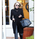 Sharon Stone et son sac Givenchy Antigona