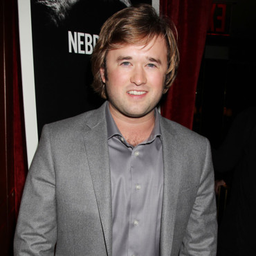 Haley Joel Osment à la projection de The Nebraska en octobre 2013 à New York