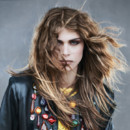 Schwarzkopf collection 2012 Angel Looks Overculture Envoy avec Elisa Sednaoui