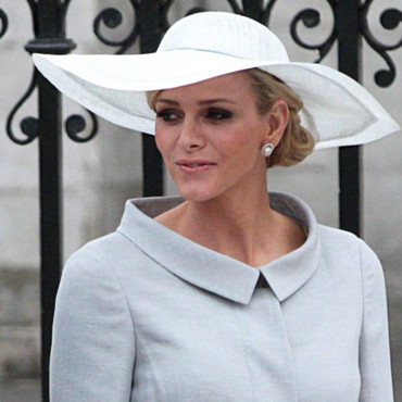 Mariage Kate et William : Charlene Wittstock