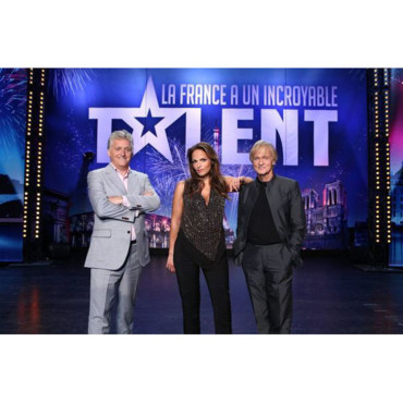 La France a un Incroyable Talent jury