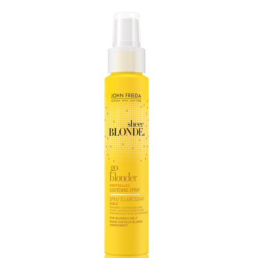 Spray éclaircissant Go Blonder, John Frieda