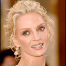 Uma Thurman et son top/flop coiffure