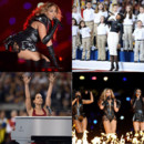 Beyonc, Destiny&#039;s Child, Alicia Keys... Elles ont fait le show au Super Bowl !
