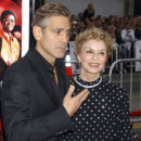 George Clooney et sa mre Nina