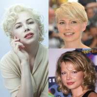 Evolution beauté de star : de Michelle Williams à Marilyn Monroe