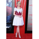 Emma Stone en Chanel- The Amazing Spider-Man Los Angeles premiere