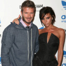 Victoria et David Beckham à Los Angeles, le 30 septembre 2009