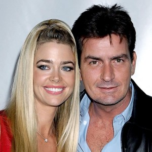 Denise Richards et Charlie Sheen