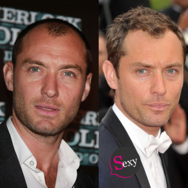 Jude Law avec ou sans barbe