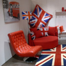 Maisons du Monde : le salon so british !
