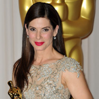 Photo : Sandra Bullock aux Oscars 2010