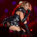 Beyoncé a donné un grand show à la mi-temps du Super Bowl.