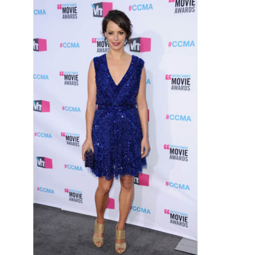 Critic's Choice Awards Bérénice Bejo en Elie Saab
