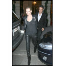 Look d'automne - Kate Moss