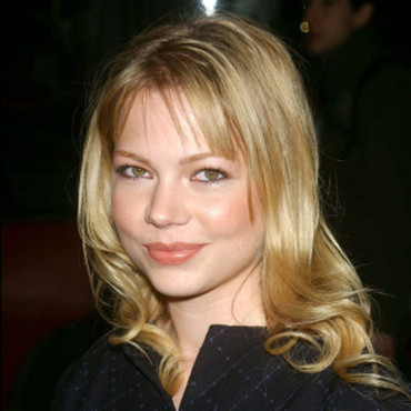 Michelle Williams en 2002