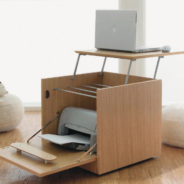 Bureau camif objet d co d co for Bureau meuble camif