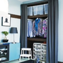 dressing ikea armoires meubles et astuces pour organiser son rangement armoire pax malm. Black Bedroom Furniture Sets. Home Design Ideas