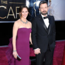Ben Affleck et Jennifer Garner aux Oscars 2013