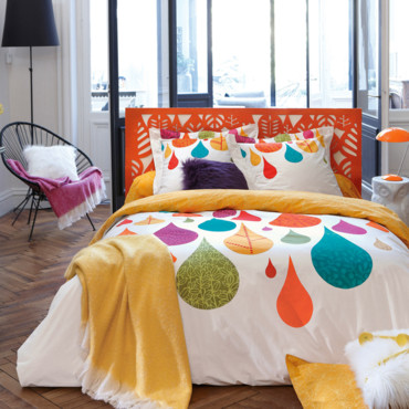 Linge de lit pop