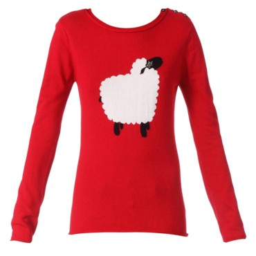 Pull avec mouton Best Mountain sur MonShowroom.com, 59 euros