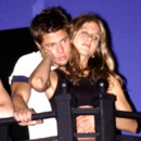 Brad Pitt et Jennifer Aniston en 1998
