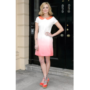 Fearne Cotton- Look rétro