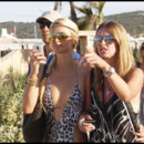 Paris et Nicky Hilton