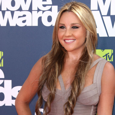 Amanda Bynes aux MTV Movie Awards en juin 2011