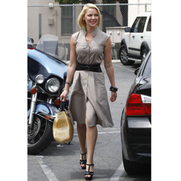 Katherine Heigl- Look rétro