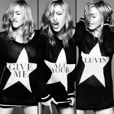 Madonna single All your lovin'