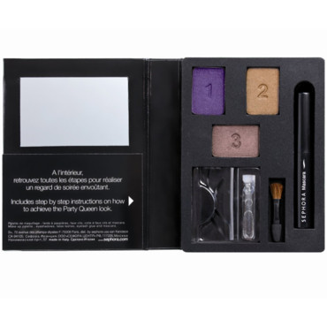 Smoky Eyes : kit Party Queen Sephora