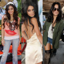 Vanessa Hudgens, son évolution fashion