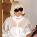 Lady Gaga la coupe au carr