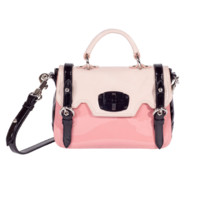 Sac cartable verni Miu-Miu 900 euros