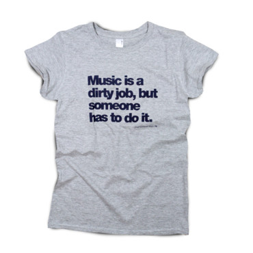 T-shirt Original Music Shirt 19,90e