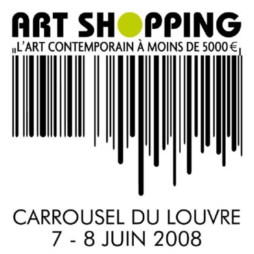 art contemporain petits prix salon art shopping juin