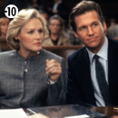 Glenn Close et Jeff Bridges dans le film A double tranchant