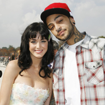 Katy Perry et Travis McCoy