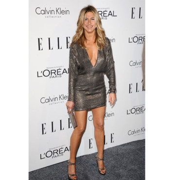 Jennifer Aniston au gala Elle Women en Kaufmanfranco