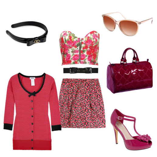 look Amours Imaginaires
