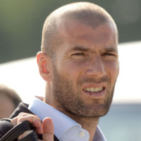 Photo : Zinedine Zidane
