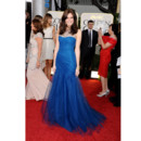 Mandy moore en Monique Lhuillier