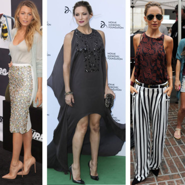 Blake Lively, Nicole Richie... le best of mode de la semaine