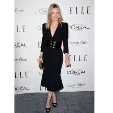 Michelle Pfeiffer au Elle Women Tribute