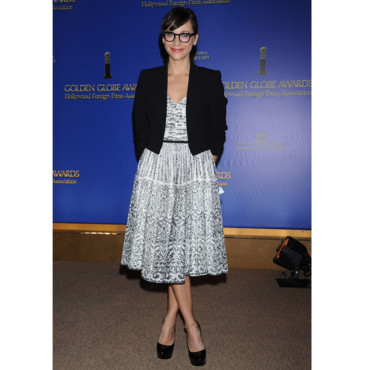 Rashida Jones- Look rétro