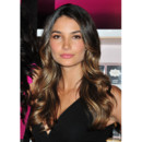 Lily Aldridge Les mannequins Victoria's Secret à la Fashion Night Out de News York