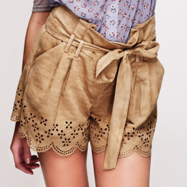Mon short super tendance New Look