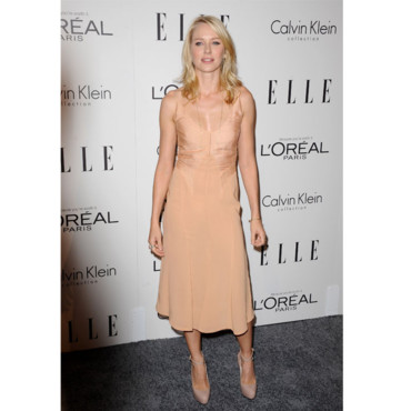 Naomi Watts au Elle Women Tribute